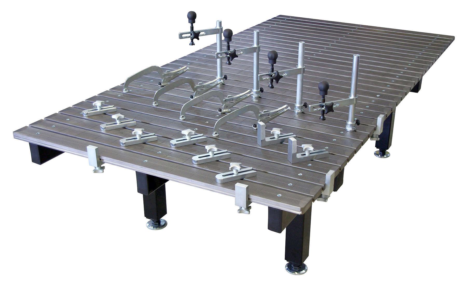 stoły spawalnicze