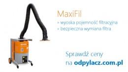 Przejezdny system odciągowy MaxiFil