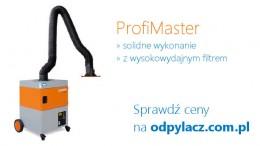 Przejezdny system odciągowy ProfiMaster