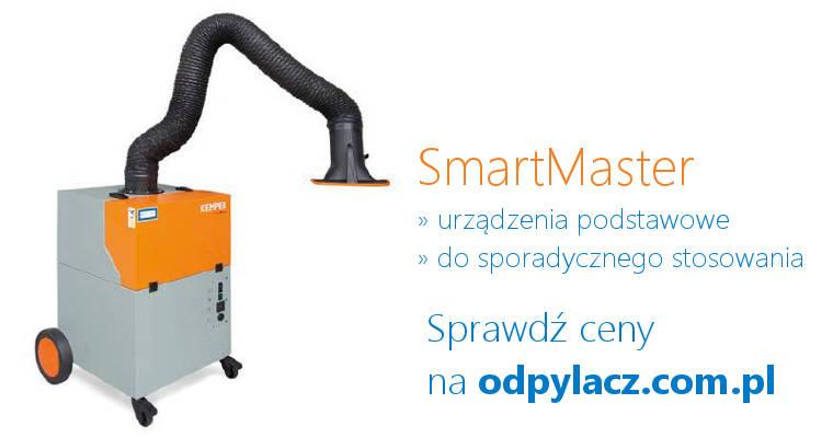 Przejezdny system odciągowy SmartMaster
