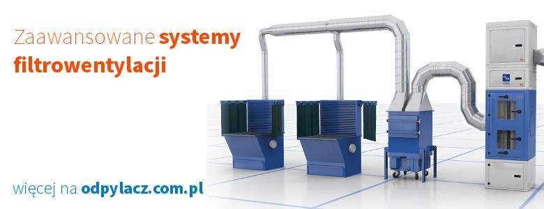 zaawansowane systemy filtrowentylacji